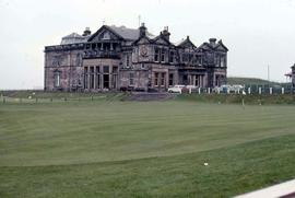 Building belonging to the St Andrews Golf Club