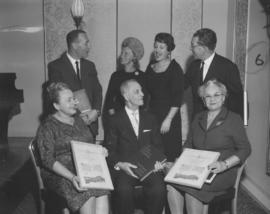 Group of recipients