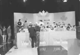 B'nai B'rith Lions Gate Lodge participates at Muscular Dystrophy Telethon