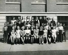 Grade 3 Connaught School