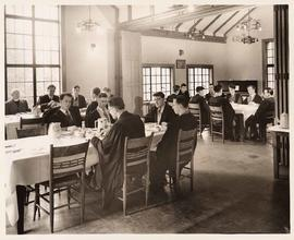 Cafeteria at the Anglican Theological College of BC, University of British Columbia