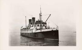 """Lady Cynthia"", Union Steamship Company"