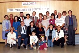 [Vancouver South NDP group photo]
