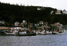 Harbour of Juneau, Alaska