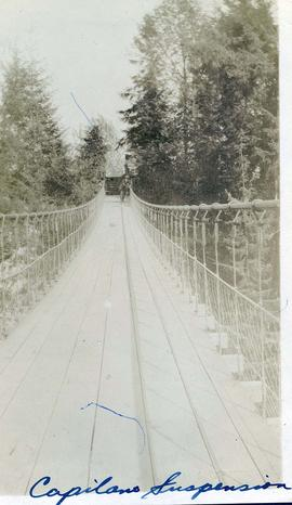 Capilano Suspension [Bridge]