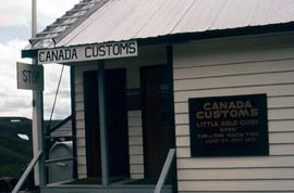 Canada Customs 40 Mile