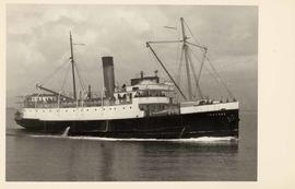 "SS ""Venture"", United Steamship Company"