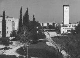 Bar-Ilan campus in Ramat