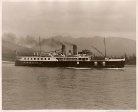 """Lady Alexandra"", Union Steamship Company"