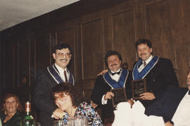 B'nai B'rith Lions Gate Lodge installation
