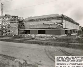 Construction of the Riley Park Swimming Pool, 50 East 30th Avenue, Vancouver