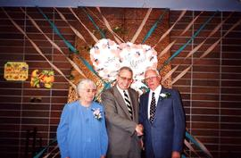Mr & Mrs Fitch - Oct 4/93 - 65th Anniversary