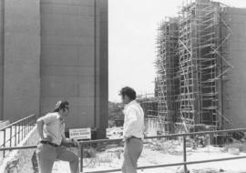 Construction of Canada Science Building