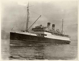 """Catala"", Union Steamship Company"
