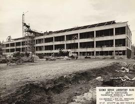 No. 13, Facing S.W. - Science Service Laboratory Building, University of British Columbia, Vancou...