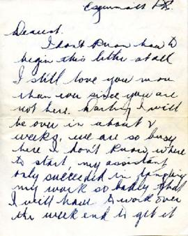 Letter from Ralph, [1931-1933]