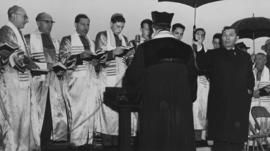 Jewish Home for the Aged - Men's choir