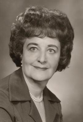 Portrait of Joyce Lowe