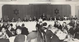 Meeting at B'nai Brith Lion's Gate Lodge
