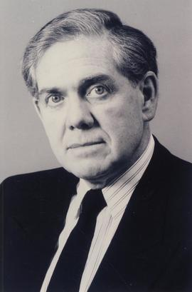 Portrait of Daniel Pekarsky, National Chairman Canada-Israel Committee