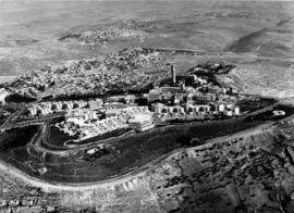 Mount Scopus aerial view