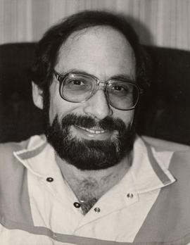 Portrait of Gerry Zipursky