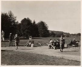 Golfers at Jericho Golf & Country Club