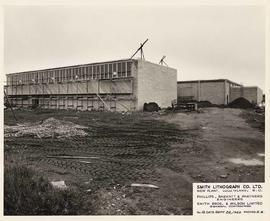 Smith Lithograph Co. Ltd., New Plant, Lulu Island, B.C.
