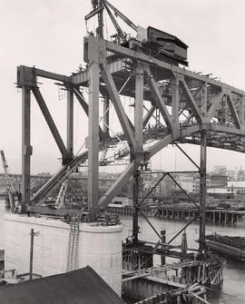 No. 37-A - Granville Bridge, course of construction