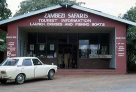 Zambezi Safaris Tourist Information Launch Cruises and Fishing Boats