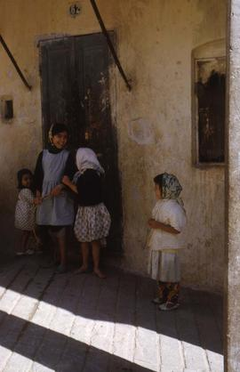 Tangier, children