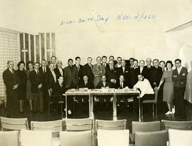 B'nai B'rith Day Nov - 4 / 1962