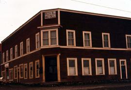 Royal Hotel Atlin (Schulz)