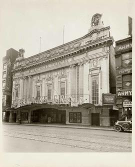 Beacon (formerly Pantages) Theatre, 20 West Hastings Street, Vancouver, British Columbia
