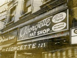 Georgette Hat Shop