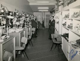 Hat Shop Interior