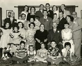 Group Photograph of [Mann family]